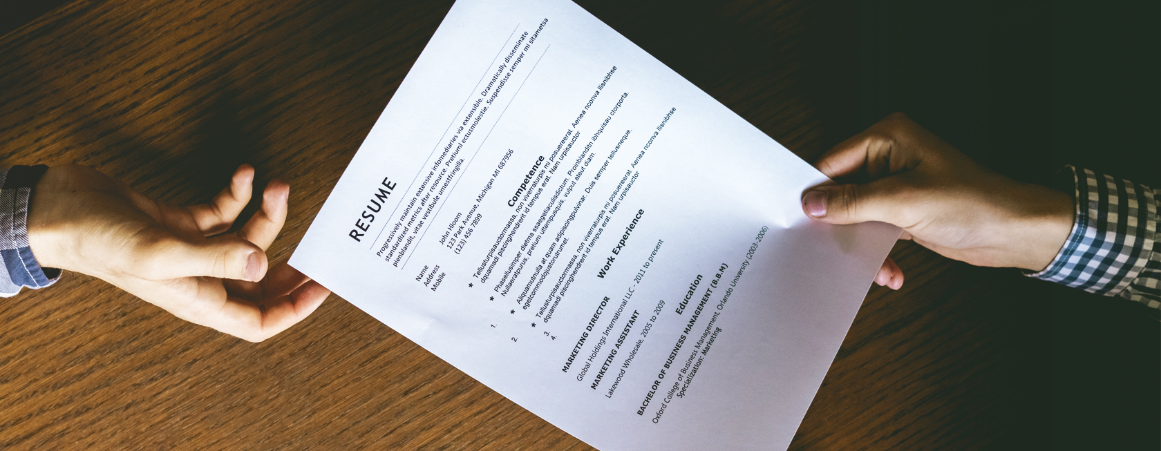 Our 5 Best Resume Tips